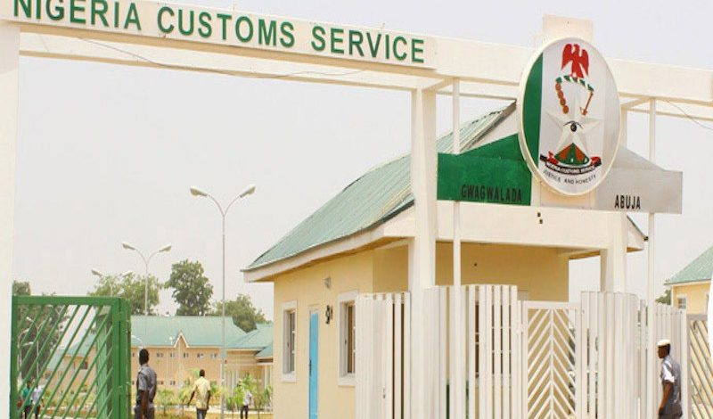 customs detains