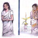 Don't stay idle, widow advises women