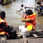 Flood: Navy escorts Obiano to ravaged Anambra