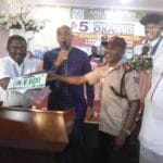 Prof Okafor on World stage as a Peace Advocate
