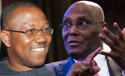 Okey Enekwe for Peter Obi and Atiku Abubakar