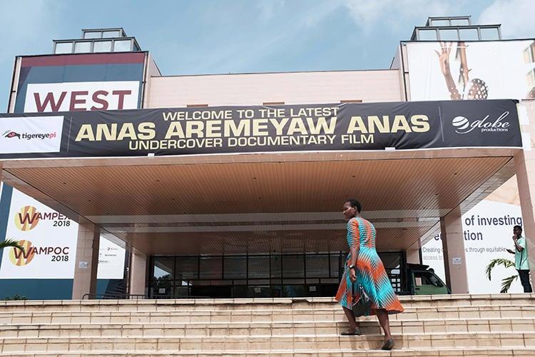 Ghana investigative journalist killed