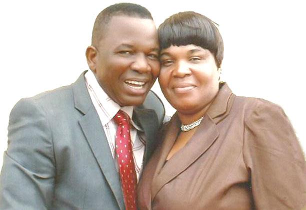 Chinwetalu and wife