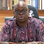 Postponement: Buhari plotting to replace Yakubu with Zakari as INEC Chairman – Fayose