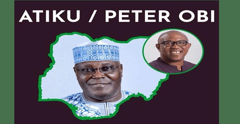 PDP candidates Atiku/Obi