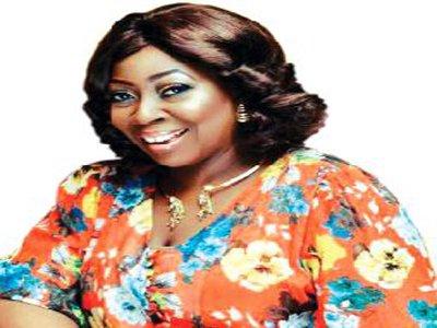 Nollywood Actress, Tunbosun Aiyedehin