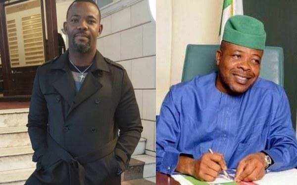 Okey Bakassi says Imo has been liberated