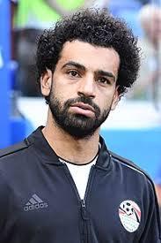 Liverpool winger, Mohammed Salah