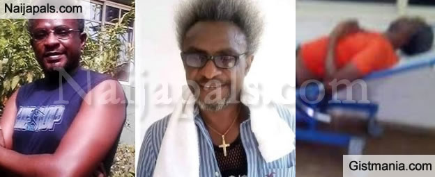 Nollywood actor Tony_Anyasodor
