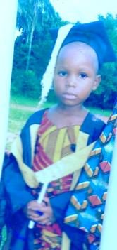 The victim of the Kerosene explosion, Makuochukwu Nkwunabo