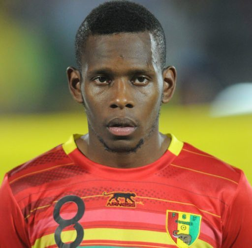 Guinea Captain, Ibrahima-Traoré said Eagles are Favorites to qualify from group B