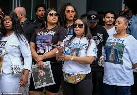Nipsey Hussle  memorial in Los Angeles on Thursday