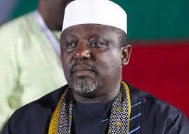 Rochas Okorocha has offered to render free services to Ihedioha administration