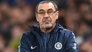Chelsea head coach, Maurizio Sarri