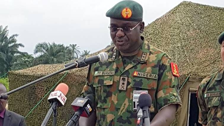 Chief Army