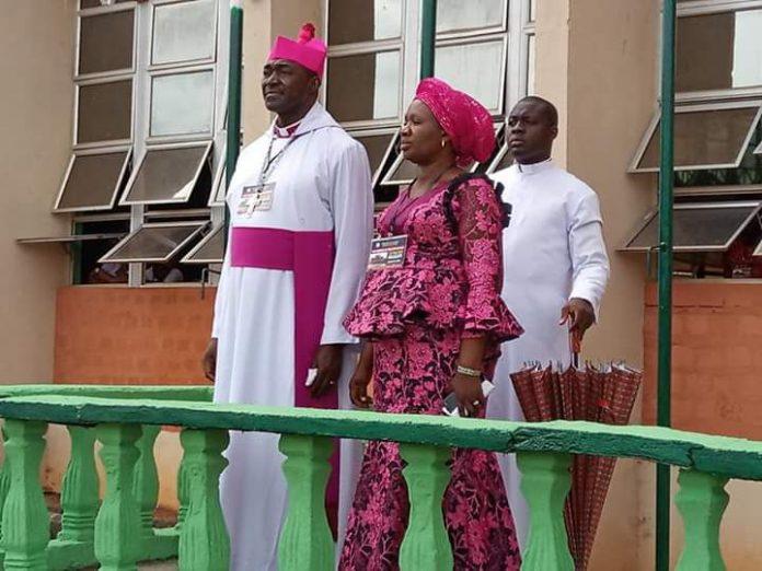 Anglican Bishop RT Revd. Dr. Samuel Chukwudi Ezeofor