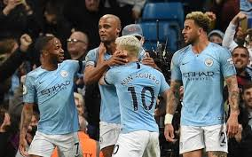 Man City Players