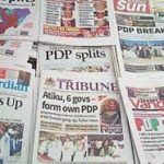 Newspaper Headlines For Today, Sunday, 16th February, 2020