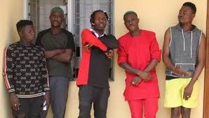 Naira Marley and others arrested for Internet fraud