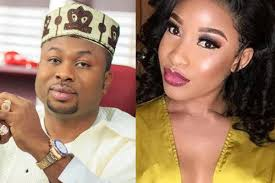 Tonto Dikeh and ex hubby