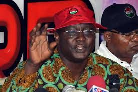 President of the NLC, Comrade Ayuba Wabba