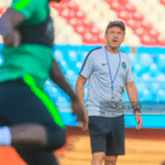 Rohr Reveals Super Eagles Player Who Impressed Him In Win over Burundi