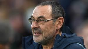 New Juventus coach, Maurizio Sarri