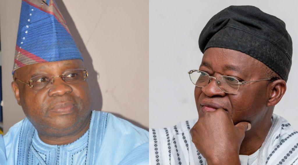 Adeleke vs Oyetola