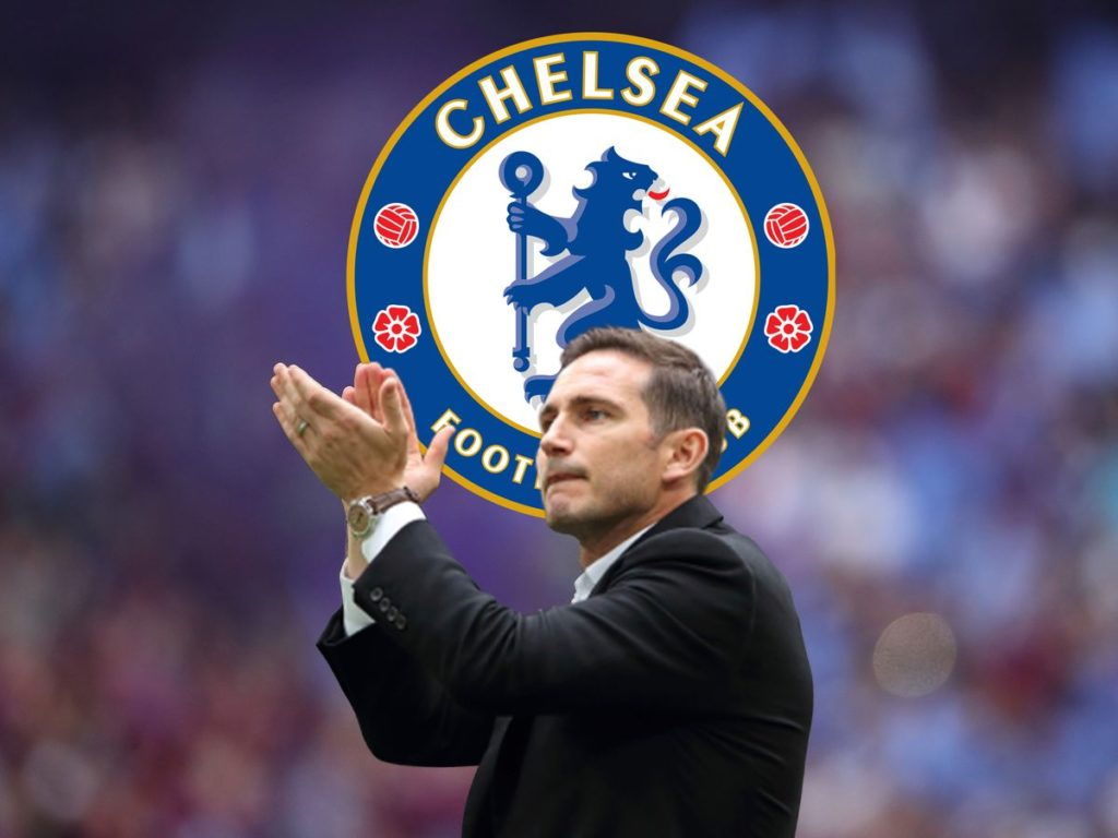 Lampard has been tasked with improving the players he inherited from predecessor Mauricio Sarri