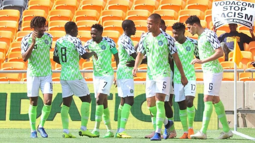 Sanwo-Olu donated N41million to the Super Eagles after beating Cameroun
