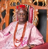 His Royal Majesty Igwe Sir Ben Izuchukwu Emeka Okebo ii of Umueri kingdom