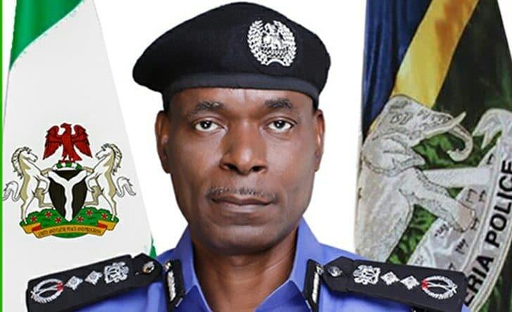 IG of Police Mohammed Adamu