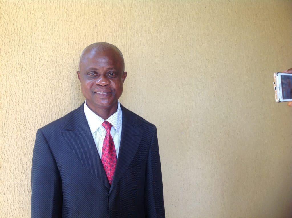 Prof. Maduike Ezeibe
