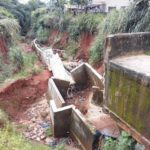 300 Homes Cut Off  as Erosion Sacks Amawbia Community