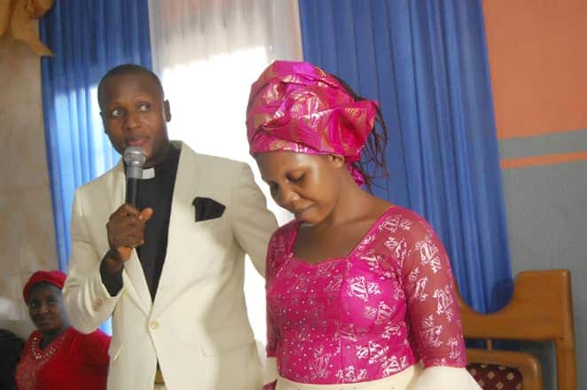 Rev. Tochukwu Anaemenam