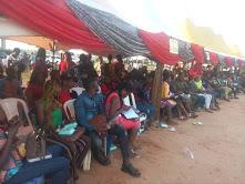 Unizik Students at the Ojiofor festival