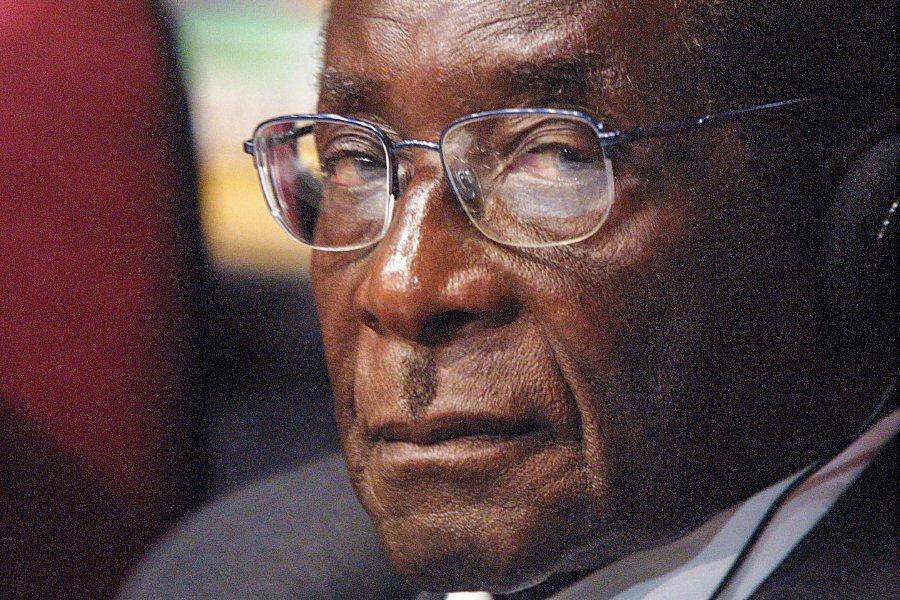 Former Zimbabwean President, Robert Mugabe