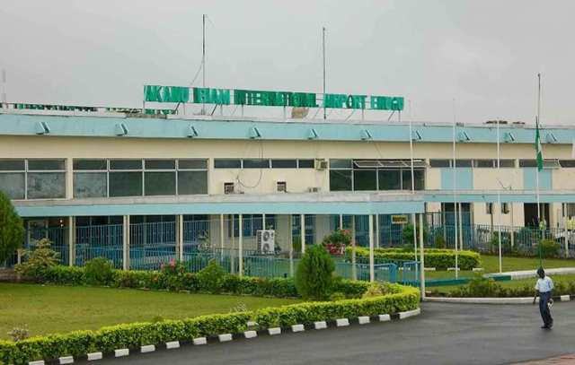 Akanu Ibiam International Airport, Enugu