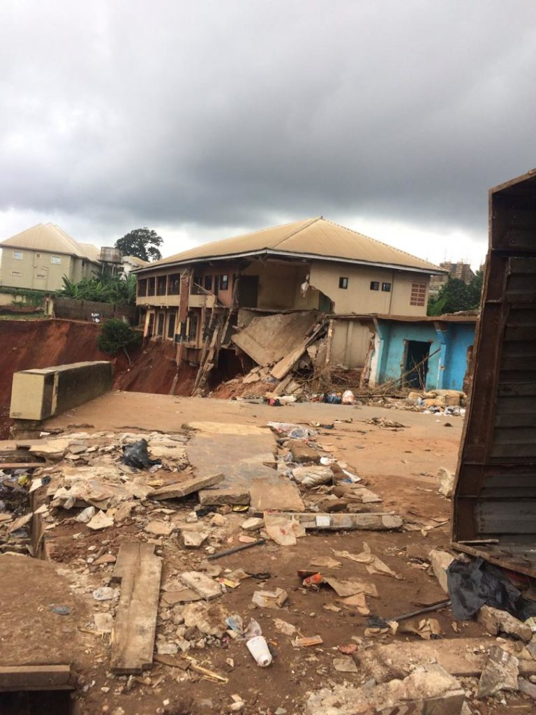 properties worth millions have been lost and damaged.