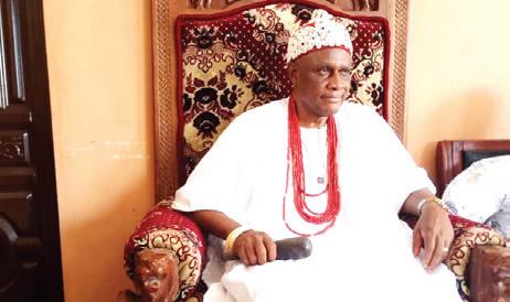 Igwe Immanuel Onyeneke of Ekwulobia