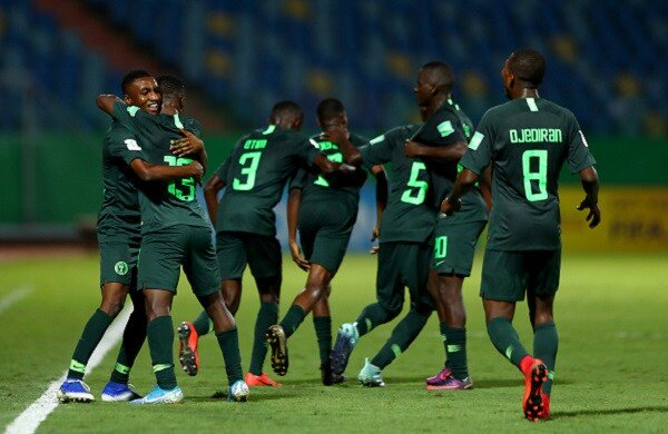 Golden Eaglets of Nigeria