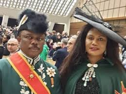 Governor Willie Obiano is now leader of all Catholic knights