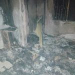 Panic, As University Hostel Goes Up In Flame